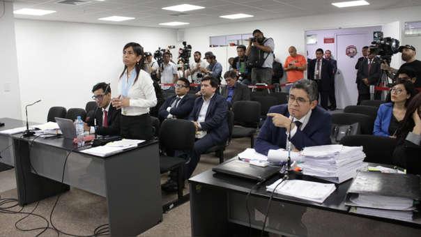 Abogada de Keiko Fujimori responde a los argumentos del fiscal Pérez.