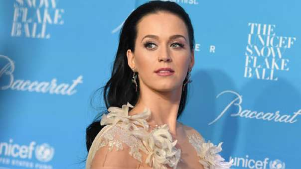 Katy Perry habla de su depresión.