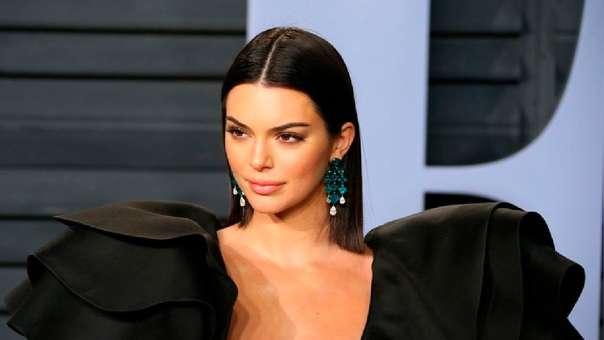 La modelo y empresaria Kendall Jenner superó a sus hermanas.
