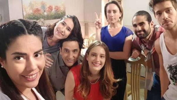 Actriz Maria Victoria Santana cuenta sorpresa de