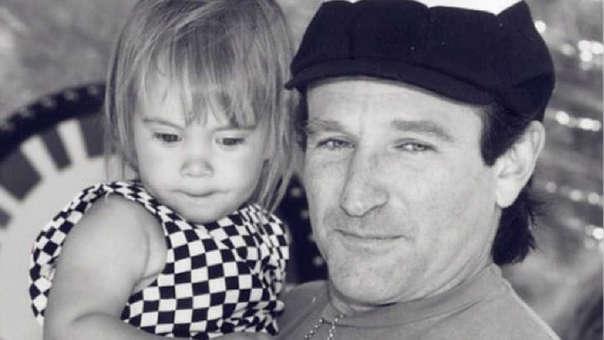 Robin Williams murió el 11 de agosto de 2014.