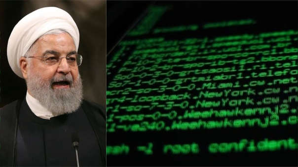 Ciberataque iraní