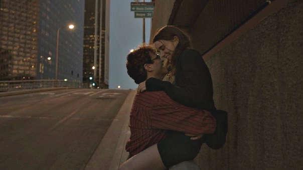 Rooney Mara y Joaquin Phoenix se conocieron mientras grababan la película