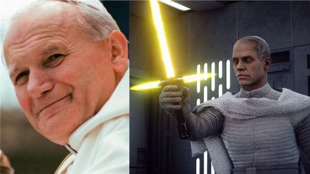 Juan Pablo II Star Wars