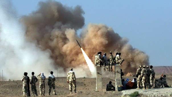 Misiles de Irán