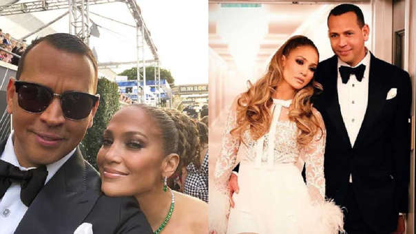 Jennifer Lopez y Alex Rodriguez, una de las parejas más estables de Hollywood.