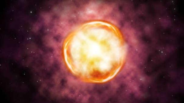 Una débil estrella será protagonista explosiva del cielo en 2083