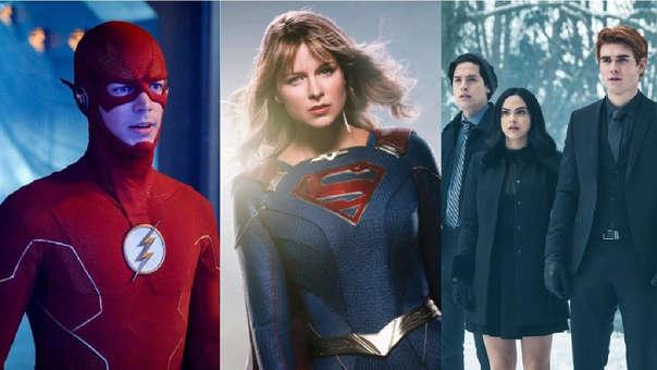 Warner Channel renueva todas las series que pertenecen al Arrowverse.