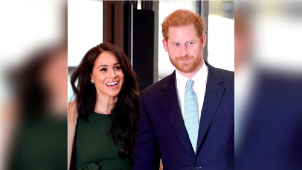 El príncipe Harry y Meghan Markle renunciaron a la realeza.