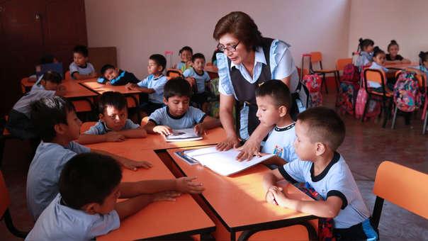 En caso de retiro del estudiante, ahora los colegios privados están obligados a devolver la cuota de ingreso pagada por los padres de familia.