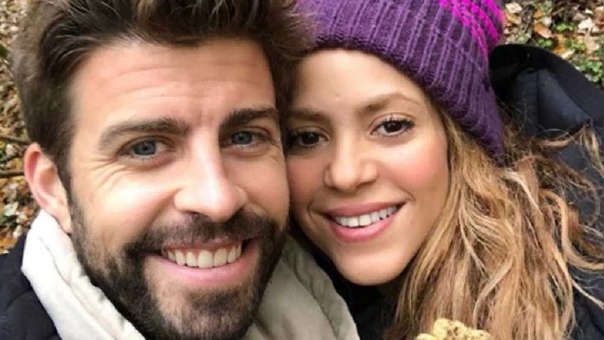 Shakira y Gerard Piqué iniciaron su romance durante el Mundial de Fútbol Sudáfrica 2010