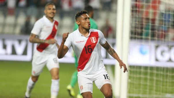 Christofer Gonzales disputó la Copa América 2019 con Perú.