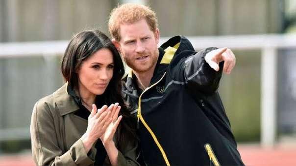 Meghan Markle y el príncipe Harry rompieron protocolos de la realeza.