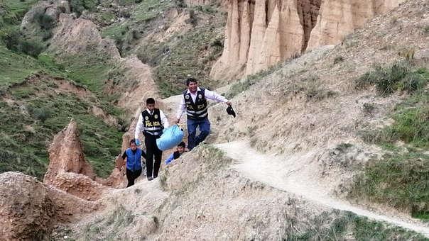 Hayan cuerpo descuartizado en Huancayo