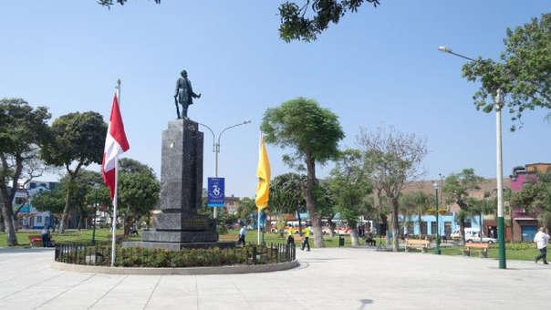 Ministerio de Vivienda, Construcción y Saneamiento transfirió dinero para mejorar espacios públicos.