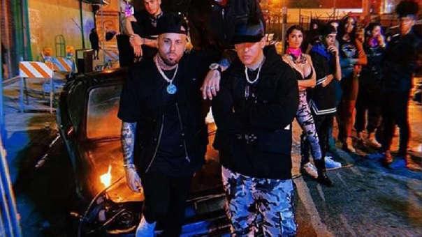 Daddy Yankee y Nicky Jam lanzan nuevo tema.