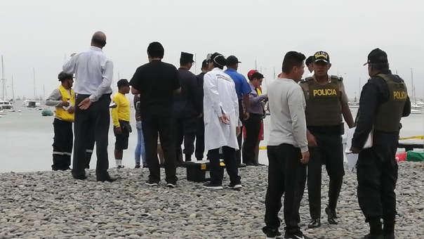 Cuerpo de joven es hallado en la playa Cantolao.
