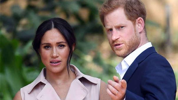 ¿Qué significa que el príncipe Harry y Meghan Markle se aparten de las funciones reales?