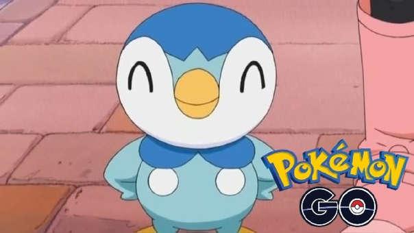 Piplup Pokémon GO