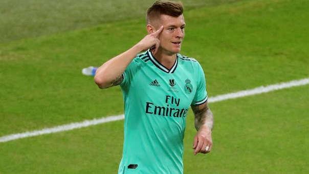 Toni Kroos ha ganado 4 Champions League y una Copa Mundial.