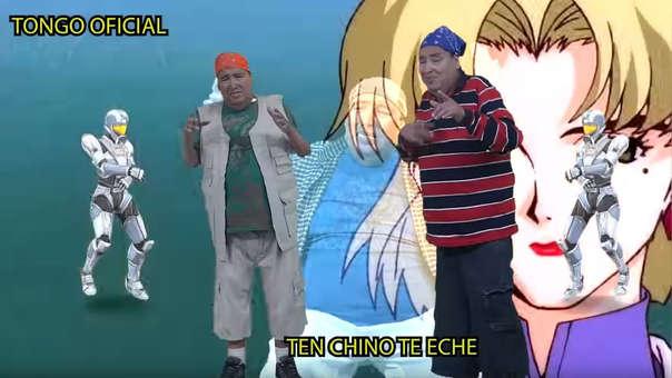 Tongo - Evangelion