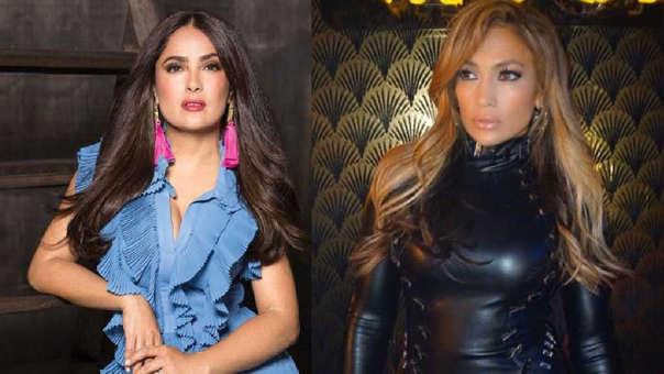 Salma Hayek, y Jennifer Lopez