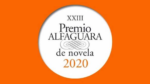 Premio Alfaguara de novela 2020