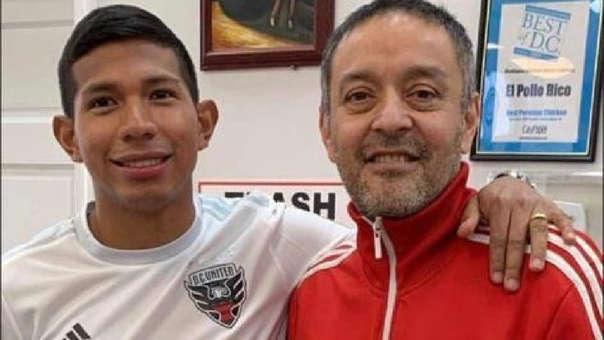 Edison Flores llegará al DC United de la MLS.