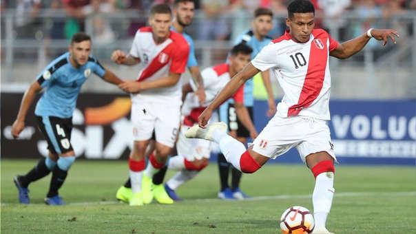 Fernando Pacheco disputará el Preolímpico Sub 23 con Perú.