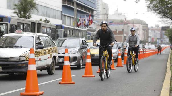 Actualmente, no existe un sistema integrado de ciclovías, por lo que muchas personas no se animan a movilizarse en este medio de transporte.