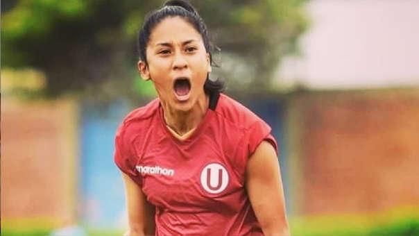 Steffani Otiniano fue campeona nacional con Universitario en 2019.