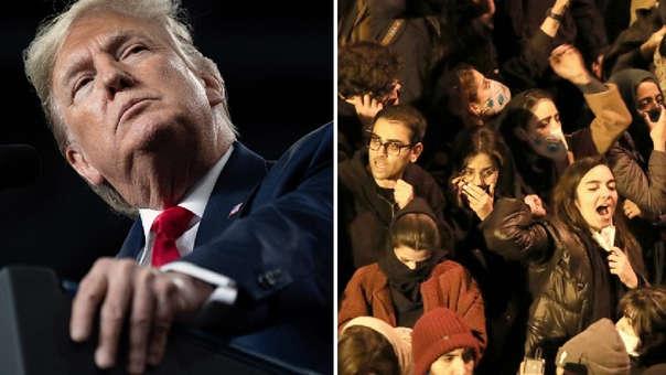 Trump / manifestaciones