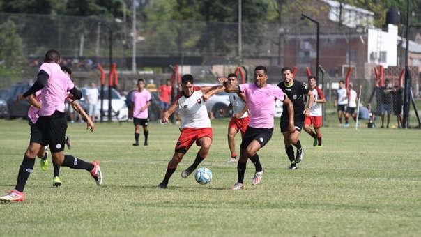 Sport Boys enfrentó en cotejo amisto a Newell's.