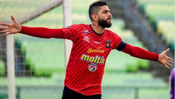 Rubert Quijada fue escogido como el mejor futbolista del torneo venezolano 2019.