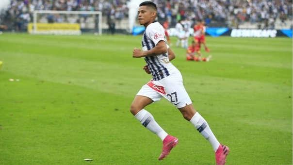 Kevin Quevedo no continuará en Alianza Lima.