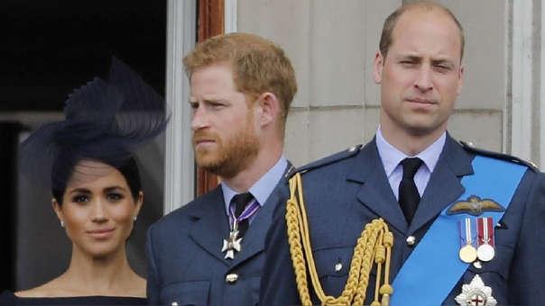 El Príncipe William confió su estado emocional a un amigo después de que el Príncipe Harry y Meghan Markle se separaran de la familia real.