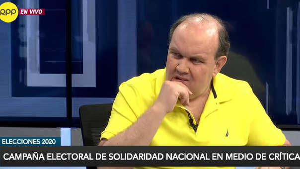Rafael López Aliaga