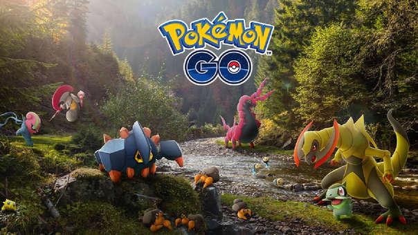 Pokémon GO intercambio