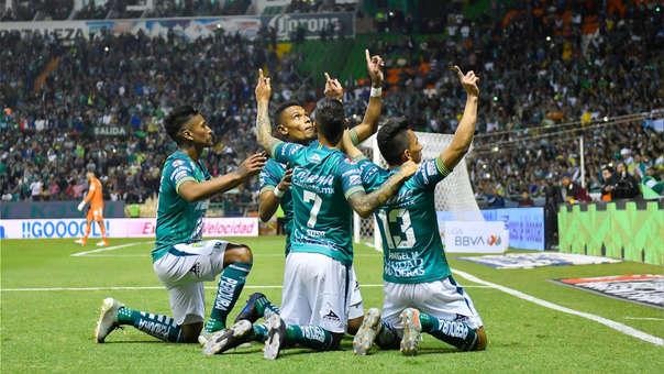 León vs. Querétaro