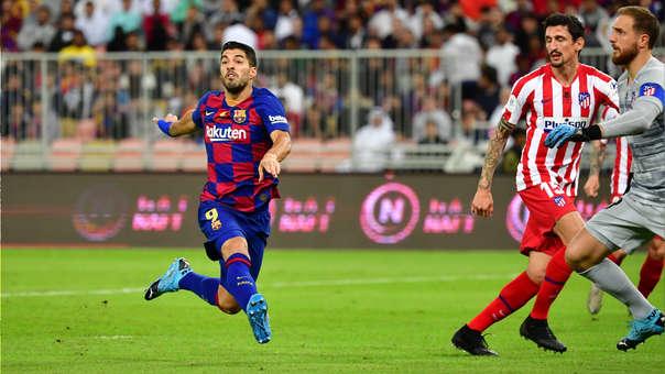 Luis Suárez se perderá el inicio de las Eliminatorias Qatar 2022