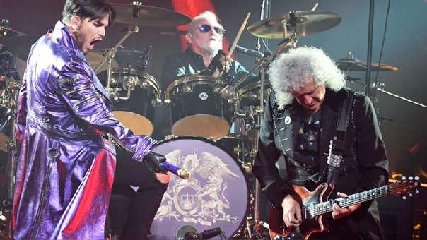 Queen y Adam Lambert