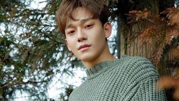 Chen de EXO