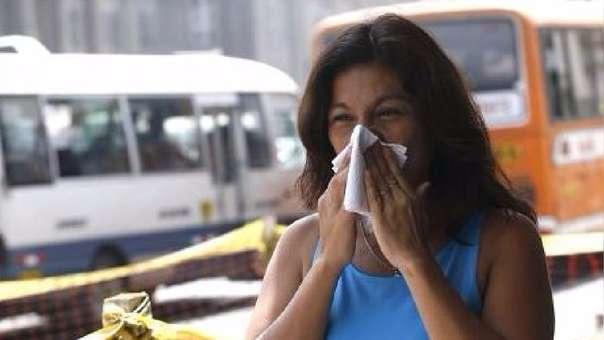 ¿Qué estamos respirando? Conoce las enfermedades causadas por la contaminación del aire