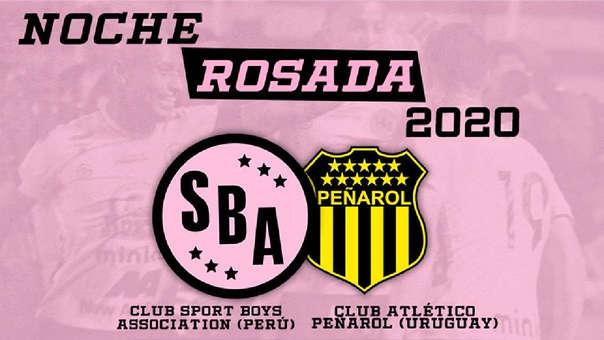 Noche Rosada 2020