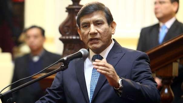 Ministro se refirió a la captura de más de 120 personas con armamento de mediano y largo alcance en Punta Negra.