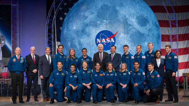NASA promoción