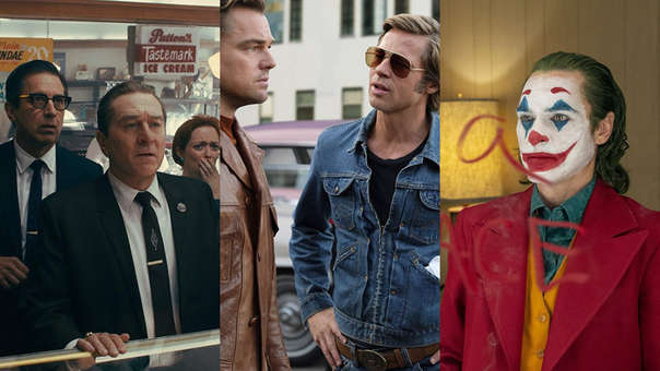 Cintas nominadas al Oscar 2020