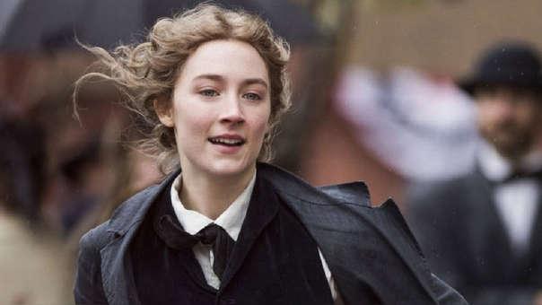 La actriz Saoirse Ronan forma parte del elenco en