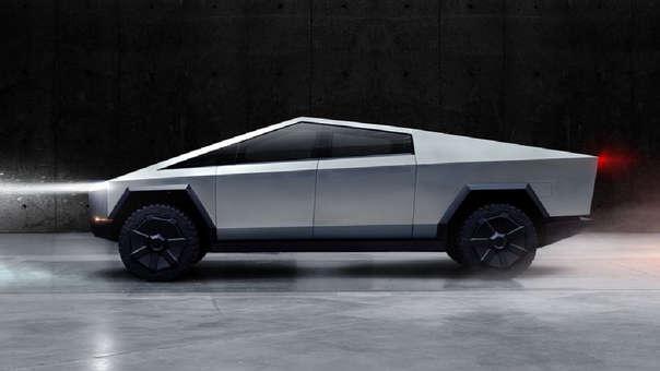 El Cybertruck es un vehículo irrompible fabricado por la compañía Tesla.