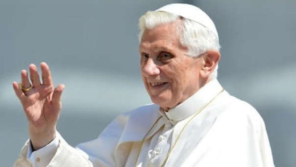 BENEDICTO XVI VATICANO PAPA